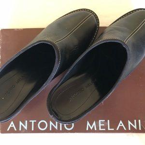 Antonio Melani slip on wedge